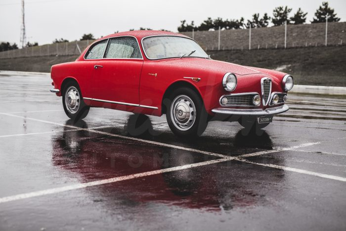 Alfa Romeo Giulietta Sprint 750B 1300 1959 – Matching numbers – Incontournable dans une collection Alfa Romeo
