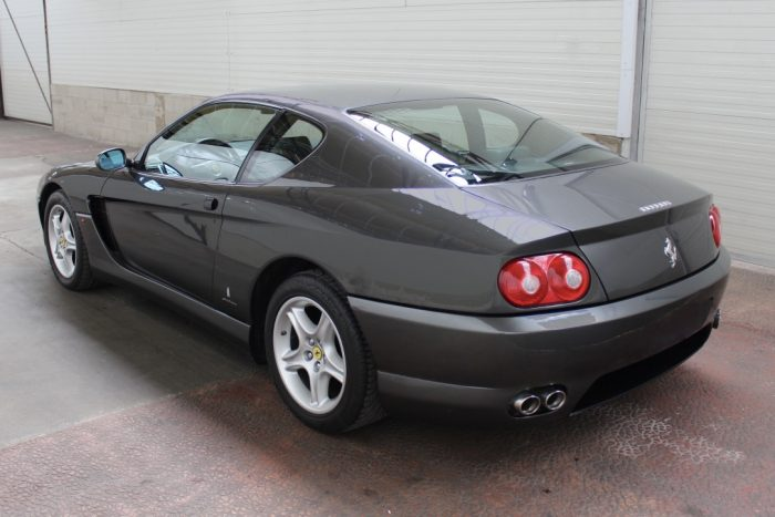 "Majestic Pininfarina Ferrari 456 GT 1994 Manual ""matching numbers"", 50 420 km"