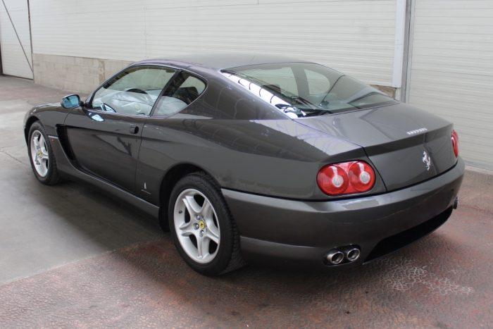 """Majestueuse Ferrari 456 GT Pininfarina 1994 Manuelle """"matching numbers"""", 50 420 km"""