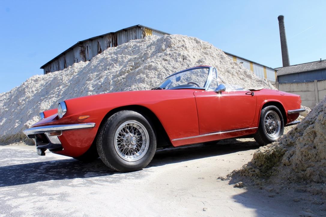 Sensational Maserati Mistral 3700 Convertible 1965 ...