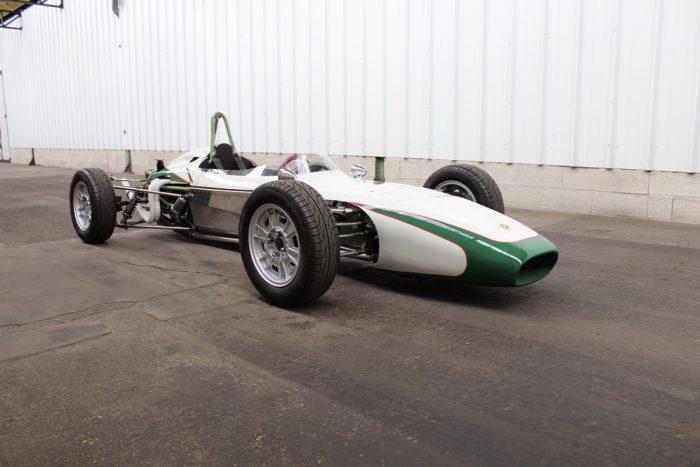 Survivante et Excitante Formule 3 De Sanctis ABARTH 1969