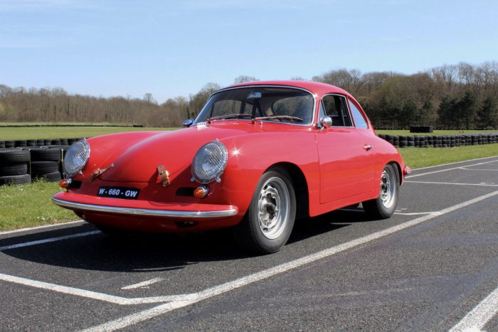Wonderful Porsche 356 B 2000 GT Carrera 2 LWT 1963 « matching numbers » only 33 built. 165 Hp. FIA papers