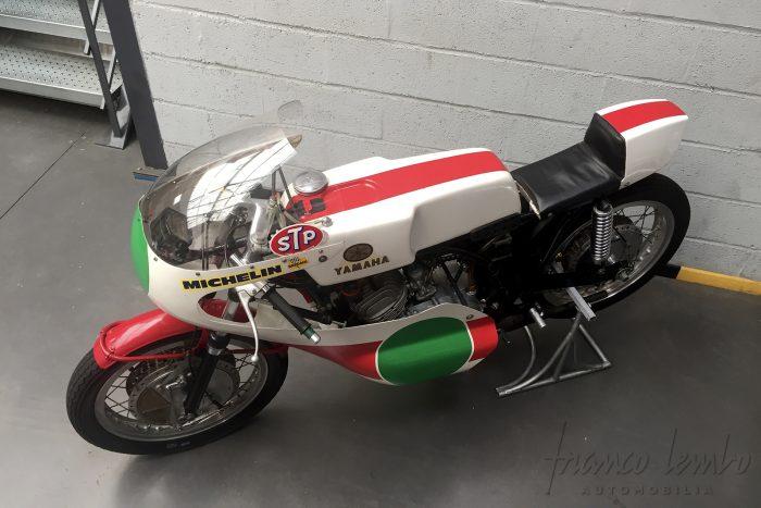 Extremely rare Yamaha 250 TD2