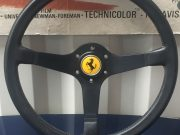 Volant en cuir noir pour Ferrari Testarossa en parfait état à partir de 1986