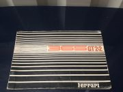 Very rare Ferrari 365 GT 2+2 spare parts catalogue 1968 in Italian / French / English, 45 pages in very good condition, size 25 x 17 centimeters, ask for price