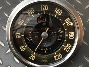 Lancia Flaminia, B20, B 24 – Compteur / Tachometer in kilometers good condition, ask for price.