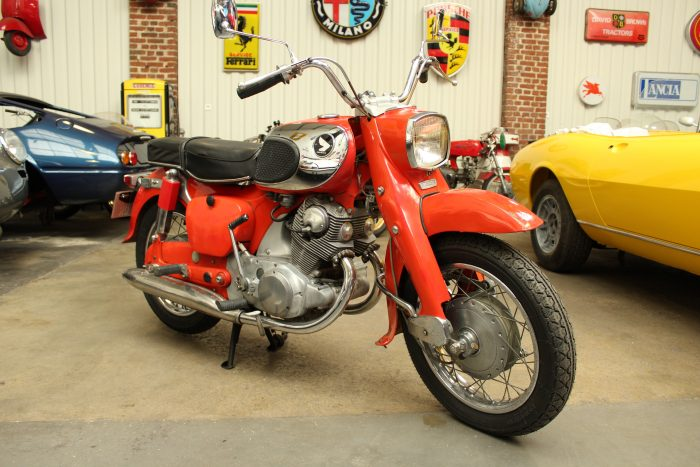 Honda CA78 Dream 305 cc  1965
