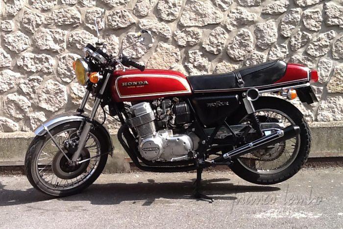 Beautiful Honda CB 750 F 1976.
