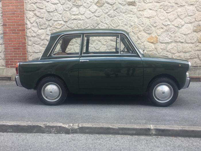 Sympathique Autobianchi / Fiat Lutèce 1969