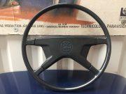 Porsche 914 – Original steering wheel with horn