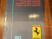 Ferrari 1983 sale and service