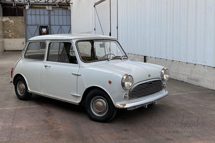 Mini Minor Innocenti 850 MK2 1969, 2 owners from new never restored