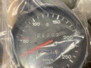 Porsche 911 3L RS – VDO speedometer