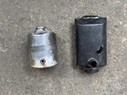 Porsche 356 A, B, C, oil filling can and filter oil can