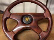 Porsche wood steering wheel 1980/90