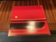 Ferrari F40, exceptional advertising brochure in German
