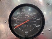 Porsche Speedometer 1983 in Miles and KM/h
