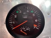 Porsche 911 Turbo, tachometer with Turbo pression, fully renovated