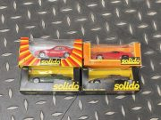 Porsche Solido 924 turbo, 928, 944, 1/43, NEW old stock in box
