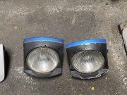Porsche 914, 914/6, complete pair of headlight