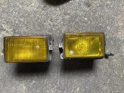 Porsche 928 Fog lights yellow