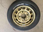 Lancia Fulvia Campagnolo alloy wheels, set of 2