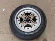 Lancia Fulvia PLS bi-métal removable wheels, 4 X 13 inch, set of 2