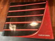Ferrari Testarossa Monospecchio Monodado Original advertising brochure