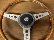 Alfa Roméo Moto Lita volant bois