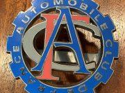 Automobile Club de France badge émaillé 1960/70