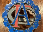 Automobile club de France Enamel badge 1960/70