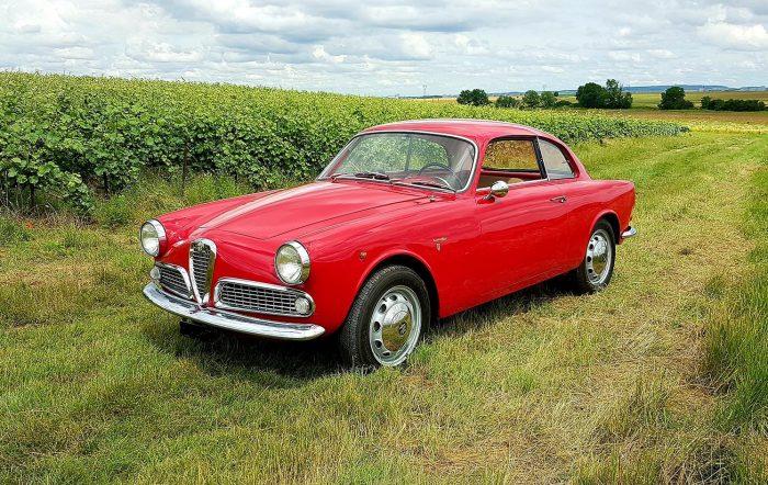 Alfa Romeo Giulietta Sprint 1300 1959 – A must-have in an Alfa Romeo collection