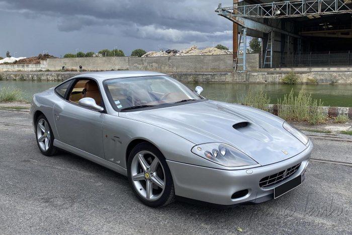 Ferrari 575M Maranello boite F1. 2004