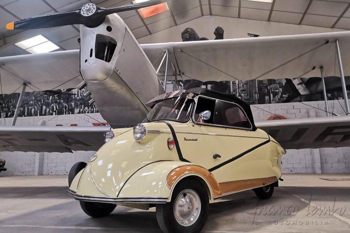 Messerschmitt KR 200 cabriolet 1955