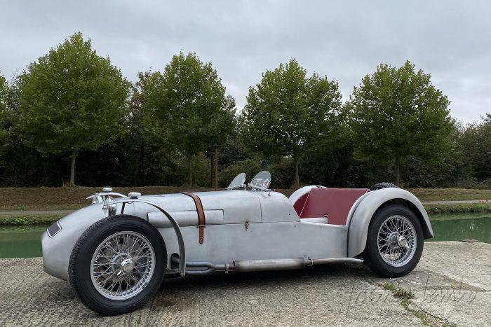 Très originale Lotus Seven Mark I 1958