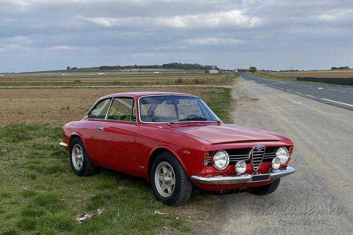 Alfa Romeo Giulia 1300 GT Scalino 1970