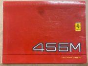Ferrari 456 M GT/GTA 1998 owner's manual