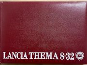 Lancia Thema 8/32 User manual in French