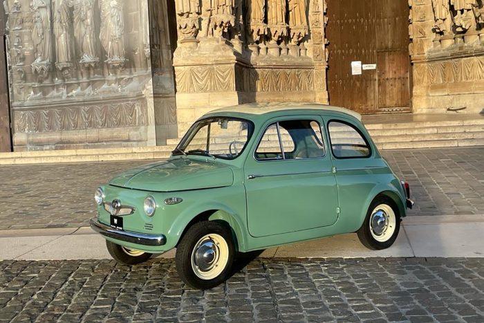 Steyr-Puch 500D 1960