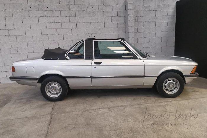 BMW 320/6 E21 BAUR targa-cabriolet 1982
