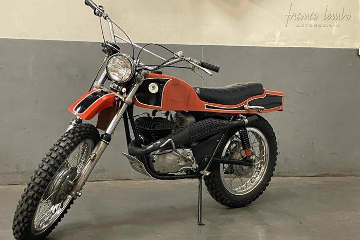 Ossa 250 America Enduro 250 1972