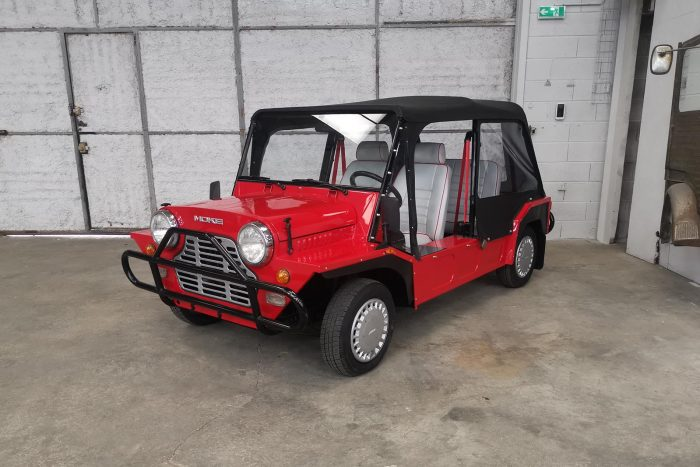 Austin Rover Mini Moke 1988 4 places.
