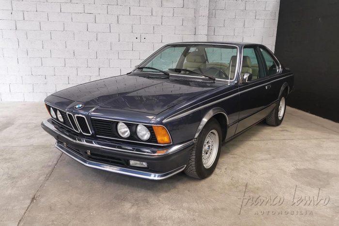 BMW 635 CSi E24 1980