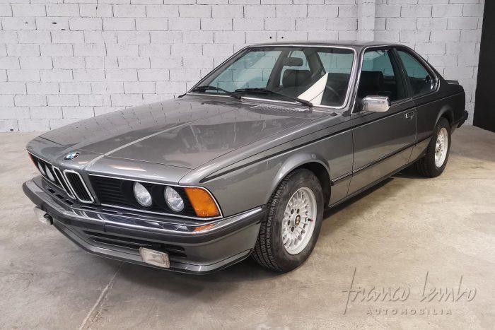 BMW 635 CSi E24 1981