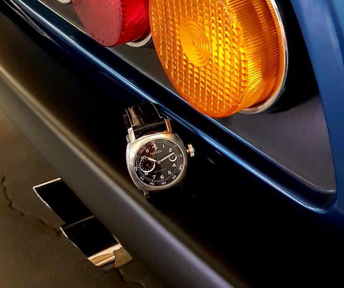 Officine Panerai Ferrari Gran Turismo Automatic, circa 2005.