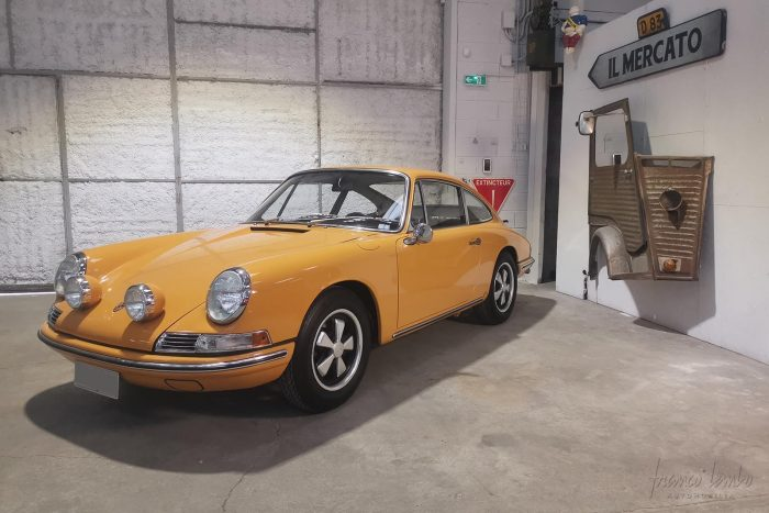 Porche 2 L T SWB 1968 Matching numbers