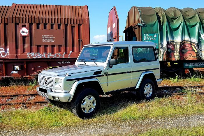 Iconic and extremely rare Brabus G36 1990, 3 doors.
