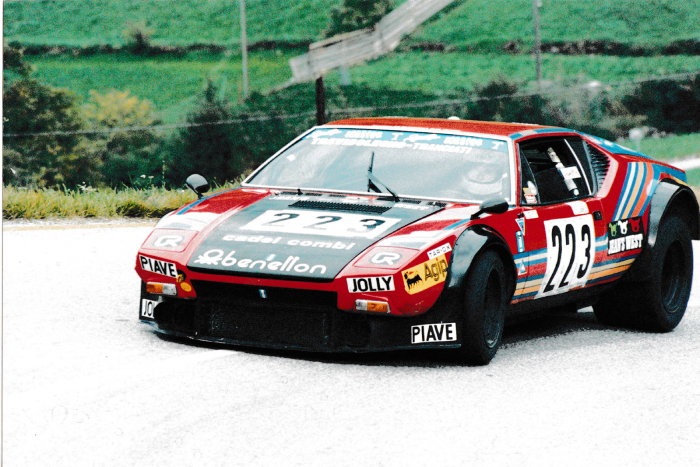 De Tomaso Pantera 1974, important racing history including Le Mans 75, full history, FIA Papers .Ready to race .