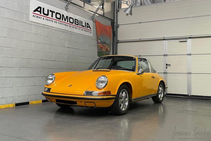 Porsche Targa 2.2 S 1970