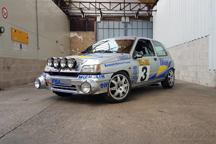 Renault Clio 16 S GR A 1993.